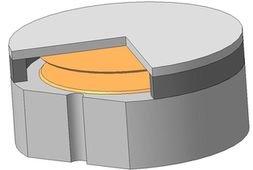 Конструкция емкостного сенсора